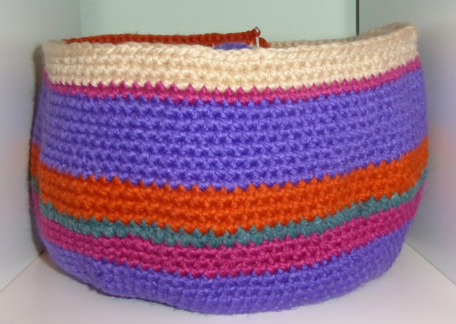 The basket so far.