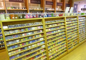 Shopping in bead town in Tokyo. So many great beading shops!